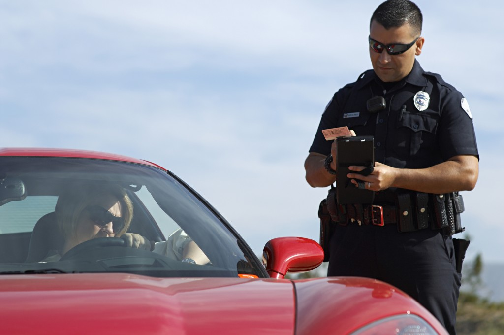 What can you expext after getting a traffic ticket, Carosella & Associates