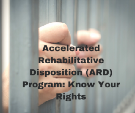 Does Completing An Accelerated Rehabilitative Disposition (ARD) Program Make You Eligible For Expungement In Pennsylvania?