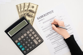 How Does Bankruptcy Filing Affect any Pending Personal Injury Cases?